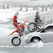 Снежно състезание